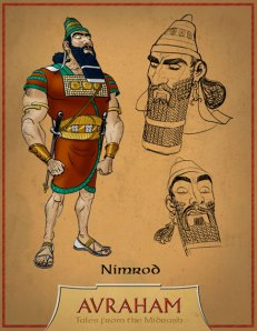nimrod personals Nimrod nĭm rŏd (נִמְרֹ֑ד, נִמְרֹ֑וד, lxx νεβρωδ) the son of cush, an early warrior and hunter who founded a kingdom in babylonia later extended to assyria 1 the name the name nimrod is of uncertain etymology and there have been many attempts at explanation from both sem and non-sem sources.