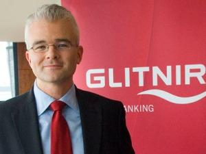 Larus Welding, exconsejero delegado del banco islandés Glitnir.