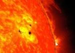 Autor: NASALa NASA alerta de una mancha solar de grandes dimensiones