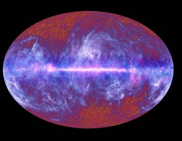 La imagen más completa del universo tomada hasta ahora. (Foto: ESA)