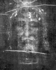 Turin Shroud Face 1934