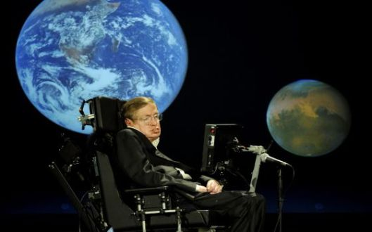 El físico teórico británico Stephen Hawking. / NASA
