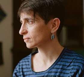 La activista homosexual y periodista Masha Gessen