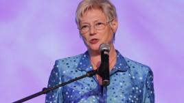 María van der Hoeven, directora ejecutiva de la AIE.