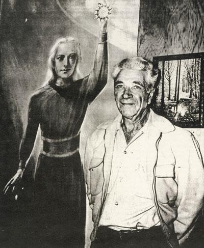 Adamski y Orthon