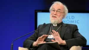 Rowan Williams, el ex arzobispo de Canterbury (Foto: CC BY-SA Kimse / Wikimedia Commons)