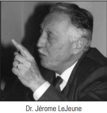 Dr. Jérome LeJeune
