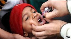 El programa de inmunización contra el polio es considerado uno de los grandes éxitos de India