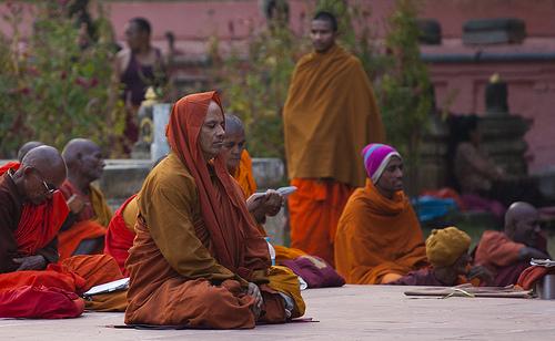 La meditación budista fue la que mostró más posibilidades en el tratamiento de la depresión o la ansiedad / FullofTravel