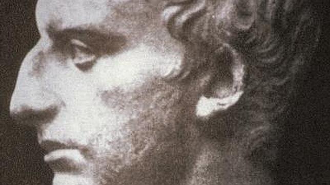 WIKIMEDIA Supuesto retrato romano de Flavio Josefo.