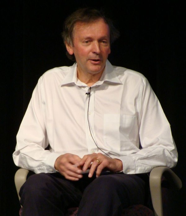 Rupert Sheldrake, durante una conferencia en Tucson, Arizona (Zereshk, CC)