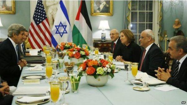 EE.UU. ha visto frustrados varios intentos de lograr la paz entre israelíes y palestinos.