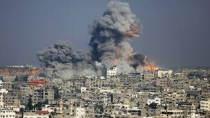 En julio de 2014, Israel bombardeó Cisjordania. Dejó centenares de civiles palestinos muertos.