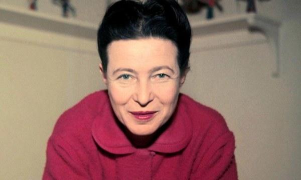 La peligrosa comunista Simone de Beauvoir: vocera del filicidio y la ideología del género.